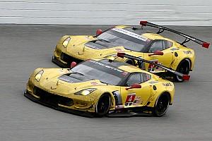 IMSA News Mike Rockenfeller und Marcel Fässler wieder mit Corvette in Daytona und Sebring