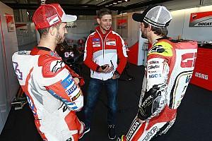 MotoGP 速報ニュース 【motoGP】ストーナーの助言を歓迎するロレンソ「良い機会を利用したい」