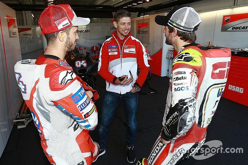 【motoGP】ストーナーの助言を歓迎するロレンソ「良い機会を利用したい」