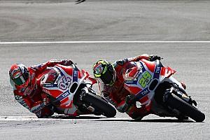 MotoGP 速報ニュース 【MotoGP】イアンノーネ「ドヴィツィオーゾをすごく尊敬していた」