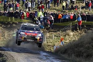 WRC Röportaj Citroen gelecek için Ogier'e açık kapı bıraktı