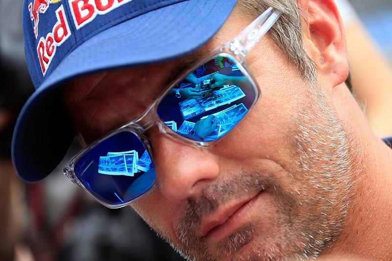 【ダカール】WRC王者ローブ「難敵が多く、勝利を目指すのは大変だ」