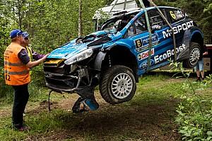 WRC Feature Video: Die heftigsten Crashs der Rallye-WM (WRC) 2016
