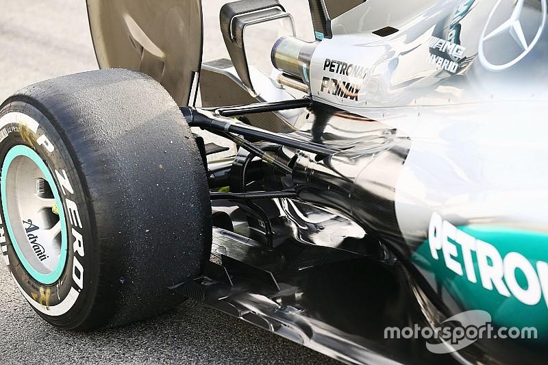 Technikai elemzés: mit szabad és mit nem az F1-es felfüggesztéseknél?