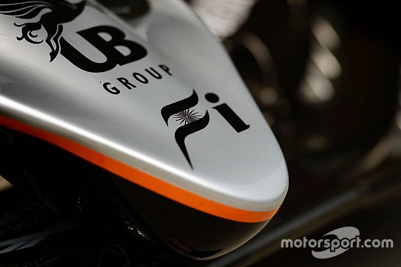 【F1】フォースインディア、2月22日にシルバーストンで新車発表