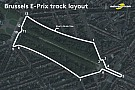 Formula E A Bruxelles in gara attorno alla Basilica di Koekelberg