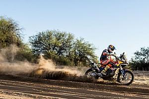Dakar Résumé de spéciale Étape 12, motos - Après trois abandons, Sunderland remporte le Dakar!