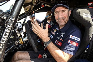 Dakar News Dakar-Sieger Stephane Peterhansel: