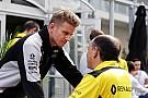 Fórmula 1 Hulkenberg viu saída de Vasseur como