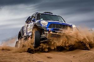 MINI a 2017-es Dakaron: 6. hely és megbízhatóság