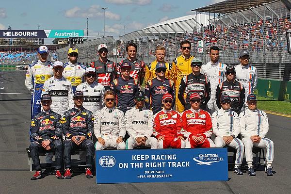 Formule 1 Nieuws Foto-overzicht: Dit zijn de Formule 1-coureurs in 2017