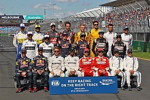 Foto-overzicht: Dit zijn de Formule 1-coureurs in 2017
