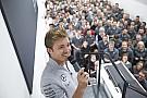 F1 Rosberg acepta el rol de embajador en Mercedes