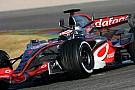 Forma-1 Ma 10 éve, hogy Alonso először tesztelt a 2007-es McLarennel