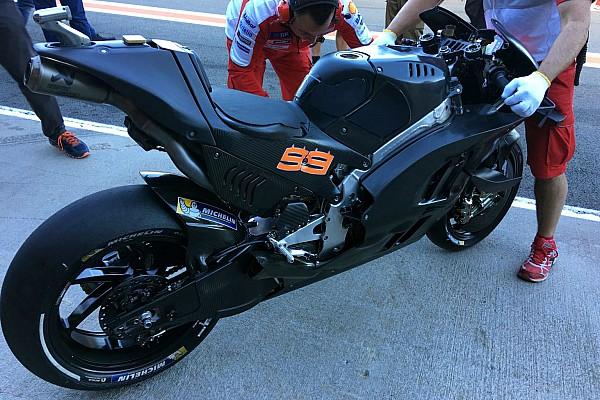MotoGP Noticias de última hora La Ducati de Lorenzo lucirá el logo de SEAT