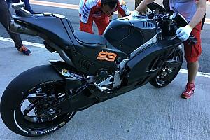 La Ducati de Lorenzo lucirá el logo de SEAT