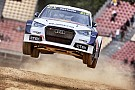 Ралли-Кросс Audi выставит заводскую команду в мировом ралли-кроссе