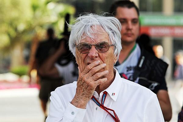 Fórmula 1 Últimas notícias Ecclestone: meu futuro está nas mãos da Liberty