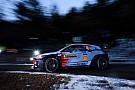 WRC Ралі Монте-Карло: зіпсований старт сезону