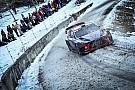 【WRC】モンテカルロSS2:ヌービルが首位。トヨタのハンニネンは3番手