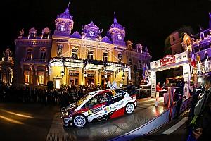 WRC 速報ニュース 【WRC】SS2走行後のハンニネン「自分の期待を上回る結果だった」