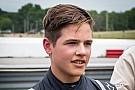 Formule 1 Neil Verhagen - Helmut Marko m'a appelé en cours de maths!