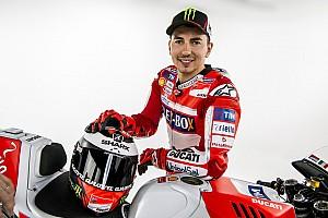 MotoGP Новость Лоренсо удивился стабильности мотоцикла Ducati