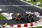 General VIDEO: Wehrlein sale ileso de un dramático accidente