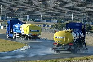 Formel-1-Test in Barcelona: Pirelli will Strecke bewässern