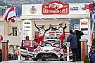 WRC Latvala superó sus expectativas en su debut con Toyota