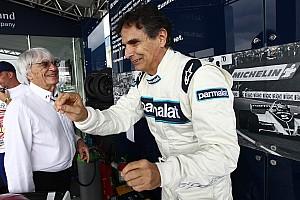 Megható szavak Ecclestone-ról egy többszörös F1-es bajnoktól
