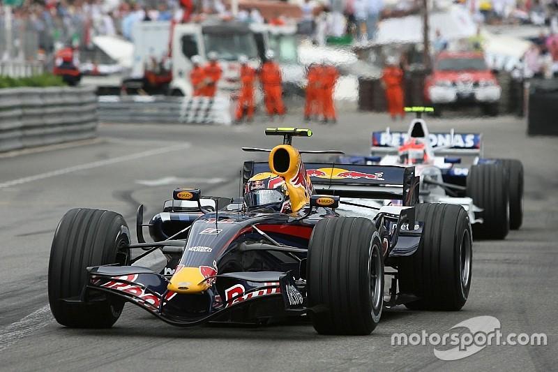 "Webber: F1 2017 will produce laptimes ""like 10 years ago"""