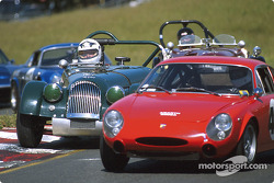 Abarth Simca, Morgans