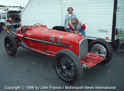 Not every car was a Porsche