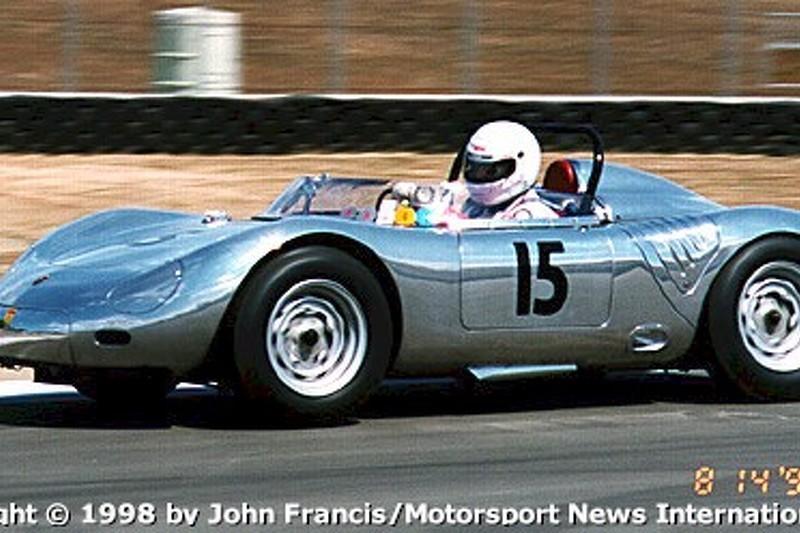 1958 Porsche RSK (exiting turn 11)