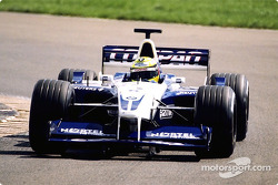 Ralf Schumacher in Abbey