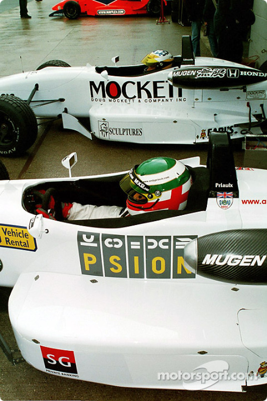 Alan Docking Racing Team