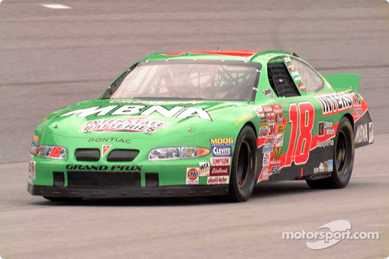 Bobby Labonte on track