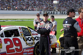 Is Kevin Harvick the new wonder boy??