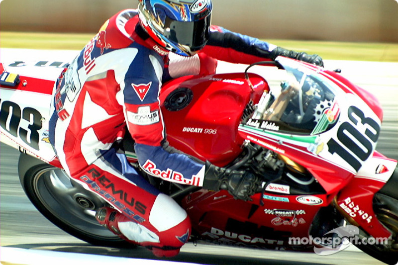 Andreas Meklau, Superbike