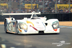 Champion Audi out of Dunlop