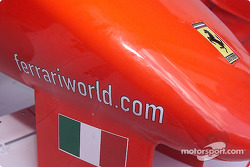 ferrariworld.com launch