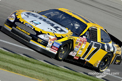Matt Kenseth brought a new paint scheme to the Brickyard