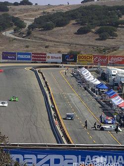 Historic IMSA GTP race