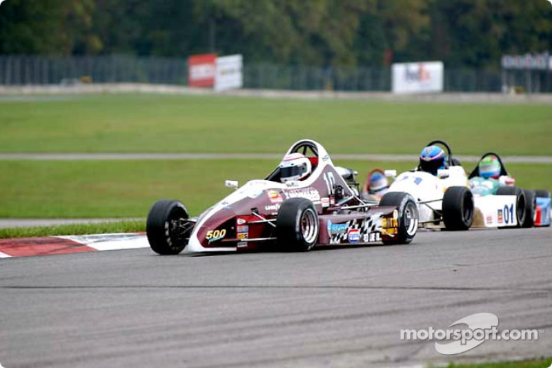 Race 3, Formula 500: Jason Morales and Kenny Price
