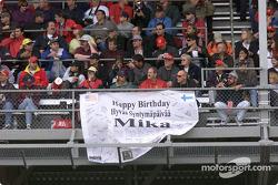 Hyvää Syntymäpäivää Mika