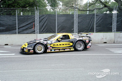 Leighton Reese, #66 Corvette