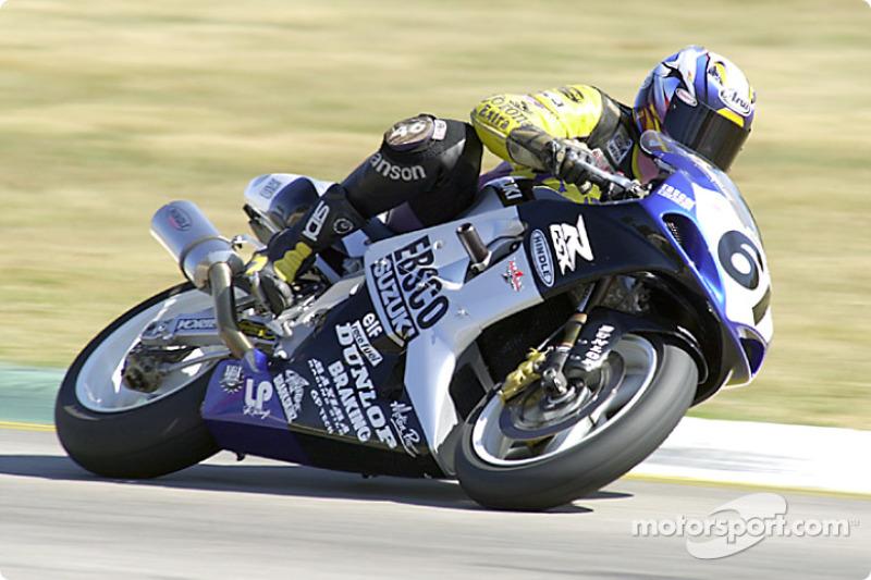 Scott Brown Suzuki 1000