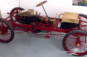 Original 1901 Ford Sweepstakes