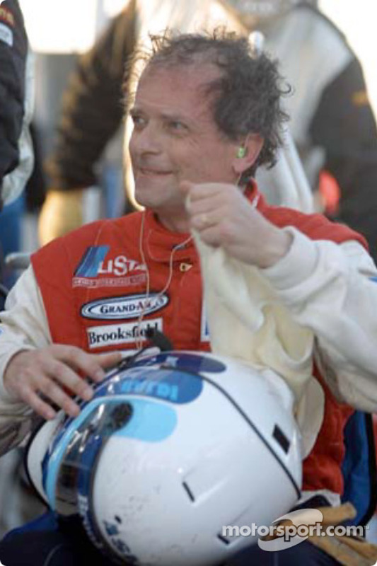 Mauro Baldi of the Doran Lista Racing team